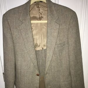 Other - Vintage Harris tweed blazer